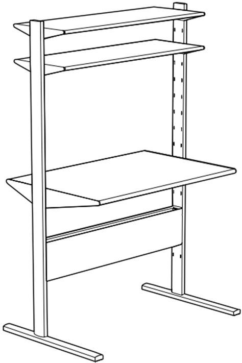 Ikea Fredrik Desk Dimensions by Fredrik Jerkersearcher