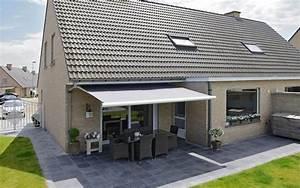 Store électrique Terrasse : store electrique somfy comment poser votre store banne ~ Premium-room.com Idées de Décoration