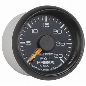 Autometer Fuel Pressure Gauge Instructions