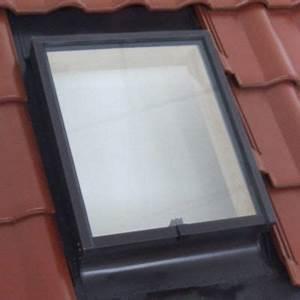 Lucarne De Toit Fixe : lucarne de toit aero 45 x ouvrant gauche castorama ~ Premium-room.com Idées de Décoration