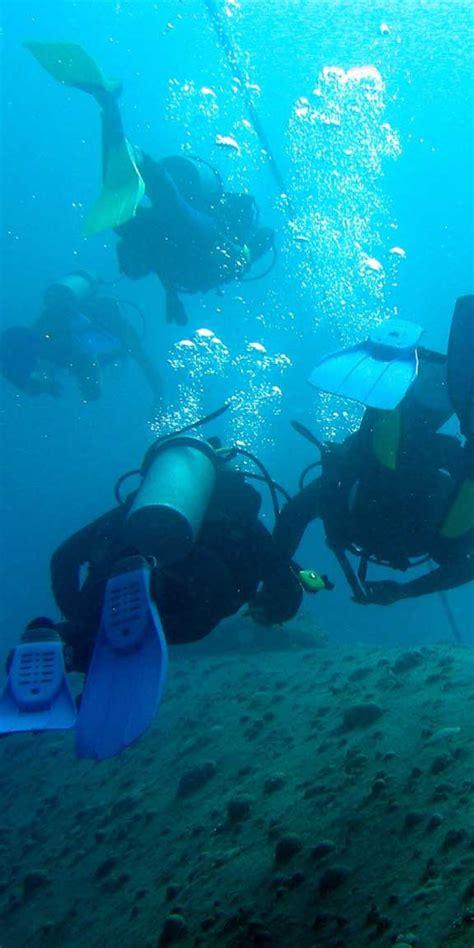 canouan scuba center