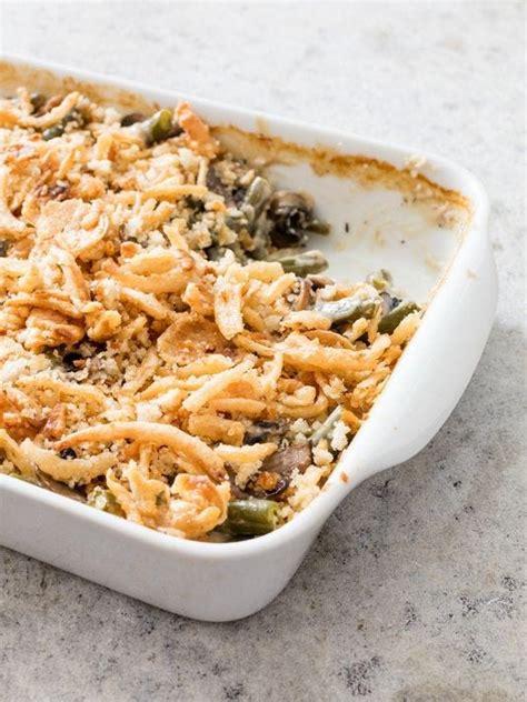thanksgiving recipe   green bean casserole