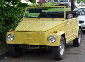 Volkswagen Thing Type 181