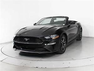 Used 2018 FORD MUSTANG Ecoboost Premium Convertible for sale in WEST PALM, FL   102651   Florida ...
