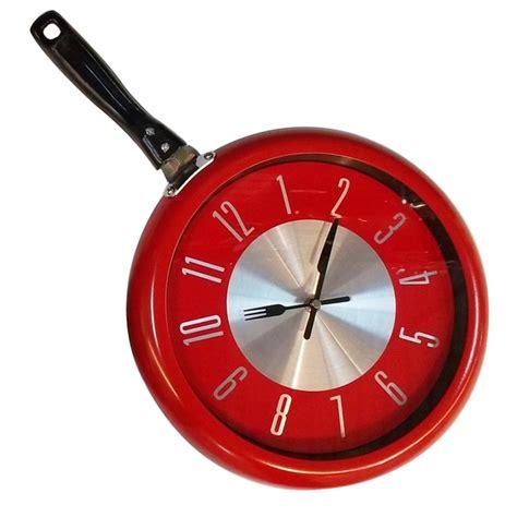 horloge pour cuisine moderne horloge murale pour cuisine comparer les prix sur