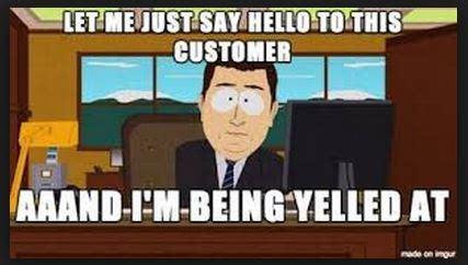 Customer Service Meme The Gallery For Gt Customer Service Meme