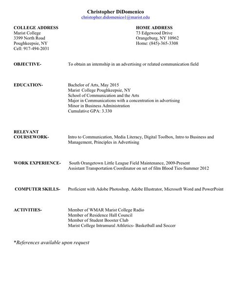 Draft Of Resume by Cdido525 This Site Is The Bee S Knees
