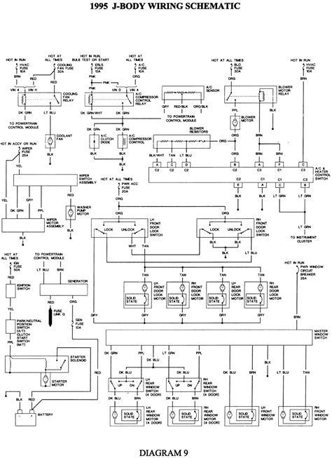 1995 International Wiring Diagram Schematic by Repair Guides Wiring Diagrams Wiring Diagrams