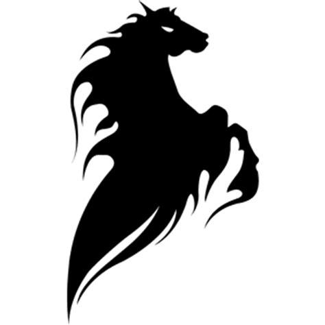ferrari logo black and white vector wild horse logo vector logo of wild horse brand free