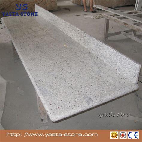 table cuisine formica préfabriquée cachemire blanc cuisine comptoirs en granit