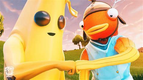 peely  fishstick   friends  fortnite