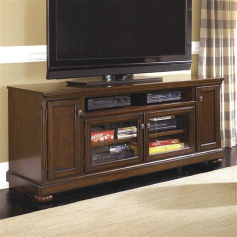 signature design by living room signature design by furniture porter 73 quot tv stand