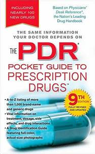 Pdr Pocket Guide To Prescription Drugs  9th Edition By