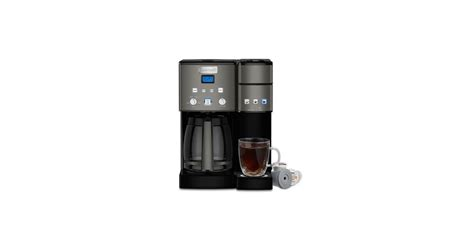 You can get the best discount of up to 90% off. Cuisinart Combo 12 Cup and Single-Serve Coffee Maker | The Best Target Cyber Monday Deals 2020 ...