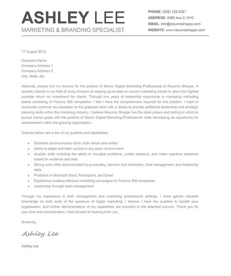 how to make a cover letter heading on word cover letter