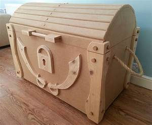 MDF Toy Box Plans - WoodWorking Projects & Plans