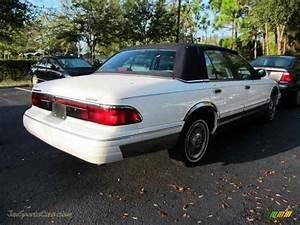 1997 Mercury Grand Marquis Gs In Vibrant White Photo  2