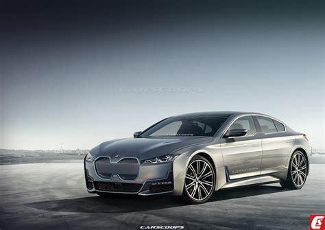 future bmw future cars bmw i5 is i vision dynamics concept turned