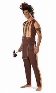 Costume D Indien : costume d 39 indien homme w10015 ~ Dode.kayakingforconservation.com Idées de Décoration