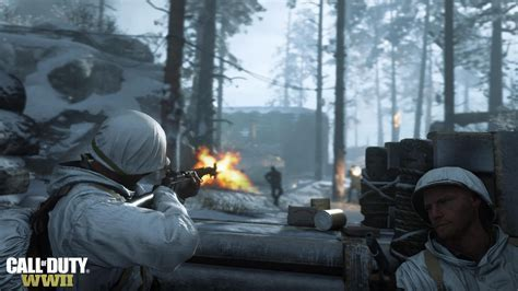 CoD developer: Return to WWII more exciting to fans than
