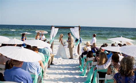 Beach Weddings In Destin Fl The Destin Wedding Company