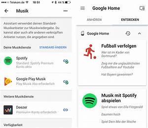 Was Kann Google Home : alexa kann mit flinkster google home mit spotify free ~ Frokenaadalensverden.com Haus und Dekorationen