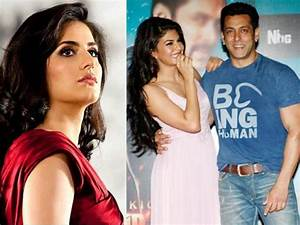 SHOCKING TWIST! Salman Khan REMOVED Katrina Kaif From Race ...