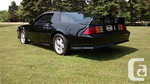 U0026 39 91 Camaro Z28 W  Tpi For Sale In York  Prince Edward