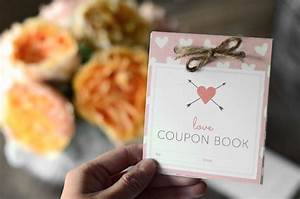 free printable love coupons and coupon templates With wedding favors unlimited coupon