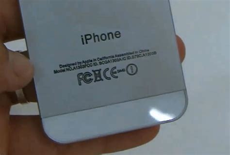 iphone 5s model number shows realistic mock up of apple iphone 5