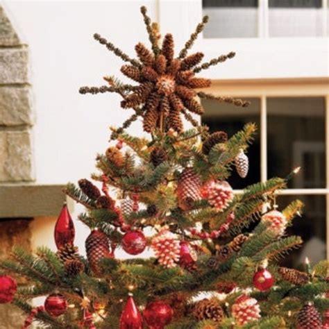 christmas tree pine cone pine cone christmas tree topper pinecones pinterest