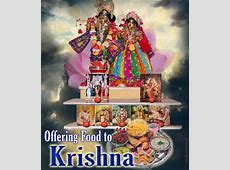 How to Offer Food to Krishna