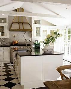 carrelage pour cuisine blanche modern aatl With carrelage cuisine blanc et noir