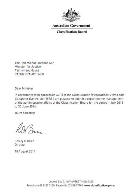 classification board australian classification