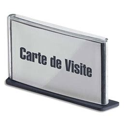 porte carte de visite de bureau porte carte de visite 3 en 1 fast bureau ou plaque de