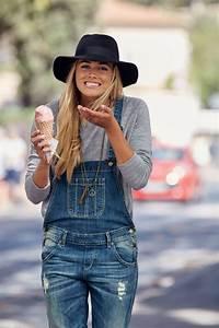 Blaue Latzhose Damen : die besten 25 blaue latzhose ideen auf pinterest blaue overalls h m damen jeans latzhose und ~ Yasmunasinghe.com Haus und Dekorationen