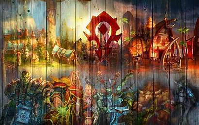 Horde Wallpapers Warcraft Wow Phone 1080p Banner