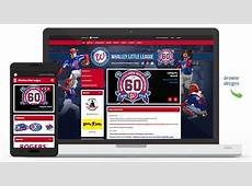 Sports Website Software Create Your League or Team