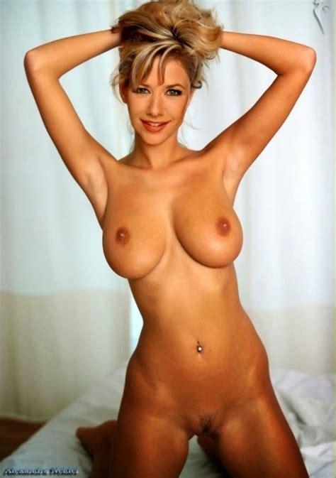Celebrity Naked Pics Alexandra Neldel Playboy And Naked Photo