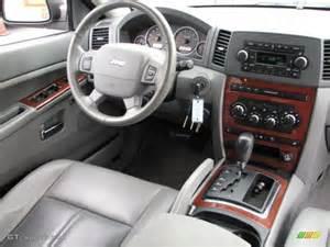 2009 jeep grand laredo 4x4 medium slate gray interior 2005 jeep grand