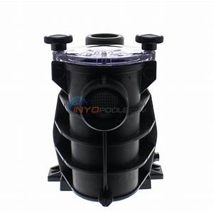Hayward Max-flo Pump 1 1  2 Hp Dual Speed Pump