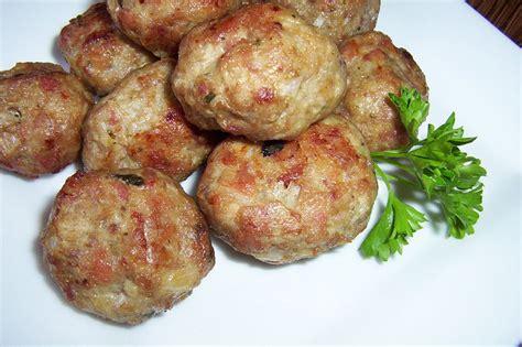 boulettes d inspiration italienne cuite au four recette