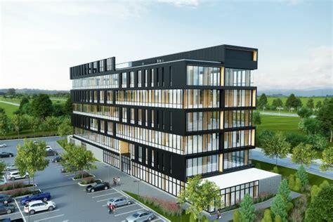 intermarch si ge social construire des immeubles de grande hauteur en bois