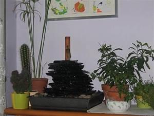 parlons bonsai realisation dune fontaine dinterieur With fabriquer fontaine d interieur