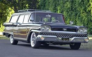 U0026 39 59 Ford Country Squire Galaxie Wagon 4