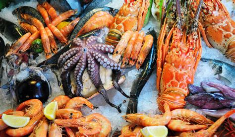 cuisiner les fruits de mer cuisiner des fruits de mer et des crustacés