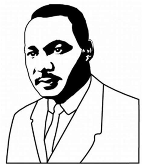 Martin Luther King Clipart Quotes Mlk Jr Clip Quotesgram