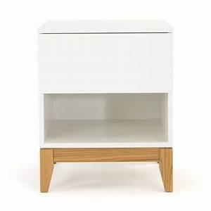 Table D Appoint Blanche : table d 39 appoint scandinave pratique blanco drawer ~ Teatrodelosmanantiales.com Idées de Décoration