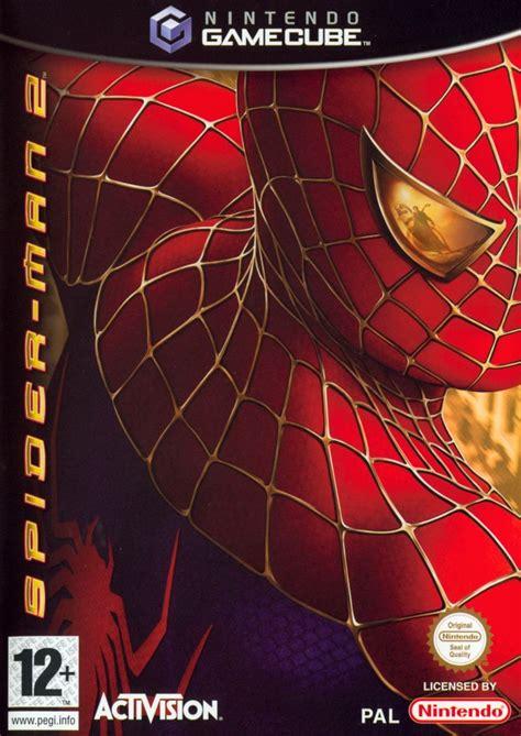 spider man   gamecube  mobygames