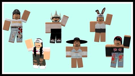 Roblox outfit ideas!! Prt. 10 (Girls edition ...
